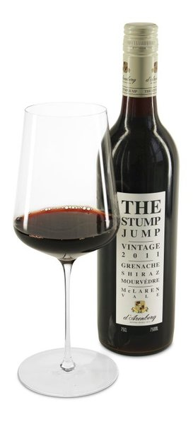 2011 The Stump Jump Grenache/ Shiraz/ Mourvédre